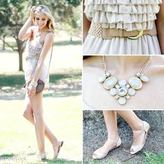 Check out Birthday Suit by Alythea and Breckelle's at DailyLook