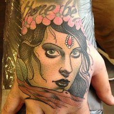 Tattoo by Håkan Havermark