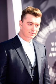 """Did Sam Smith Work with Rihanna on 'R8'? The """"Stay With Me"""" Singer Just Dropped a Clue OMG"""