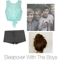 Lazy Day With 5sos