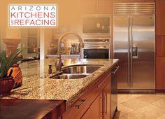 Kitchen Remodeling | Scottsdale | Phoenix showcasing Sub-Zero & Wolf