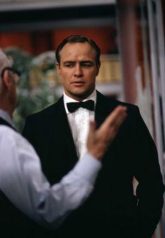 ... Marlon Brando ...