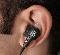 Bose QuietComfort 20 noise-cancelling in-ear