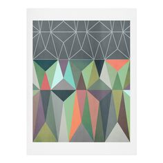 Mareike Boehmer Nordic Combination 31 X Art Print | DENY Designs Home Accessories