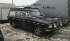 Volvo 145 Express   1970-1971, Sweden