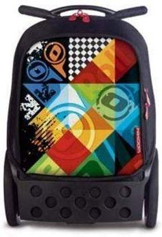 Mochila Trolley, Unisex, Lunch Box, Backpack Brands, Bento Box