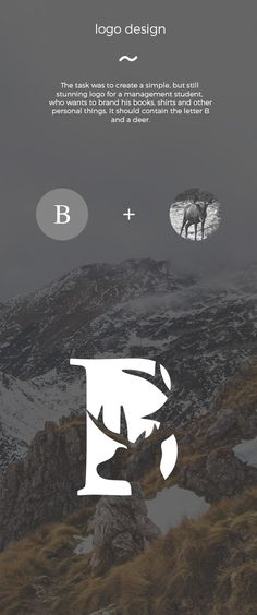 Logo Design on Behance, B-Letter