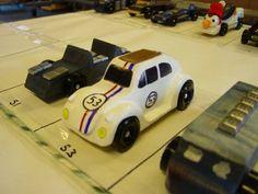 Herbie grand prix car