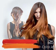 Another colour id technique