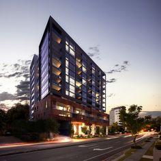 Tim Stewart Architects, Land Street Brisbane, Australia #timstewartarchitects
