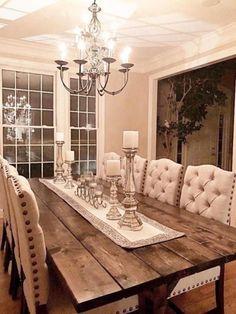 35+ FABULOUS DIY MINIMALIST TABLE DINING ROOM DECORATING IDEAS