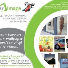 If you are thinking of printing large, colored posters to snatch the attention of crowd, you can do it with 24 hour printers London at Silver-Image.