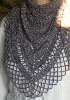 Chale Crochet Modele Gratuit Avec Explication Galerie Creation