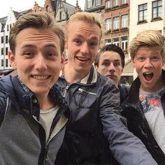 jeremy frieser en ze vriendin - Google zoeken Youtubers, Squad, Dutch, Random Stuff, Google, Heroes, Random Things, Dutch Language, Classroom