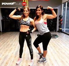 #Repost @yimarapr @powerclubpanama Reunida con la q quería ver y entrenar antes q se acabara el año @fitnessadri  te conocí este 2016 pero q vengan muchísimos más entrenamientos juntas te quiero amiga!! Arriba #venezuela y #panama @powerclubpanama  #YoEntrenoEnPowerClub  #poniendoelcuerpoensusitio #fitness #lifestyle #insanity