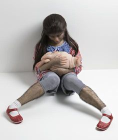 30 Most Controversial Art Sculptures by Patricia Piccinini. Read full article: http://webneel.com/webneel/blog/most-controversial-art-sculptures-patricia-piccinini-30-sculptures | more http://webneel.com/sculptures | Follow us www.pinterest.com/webneel