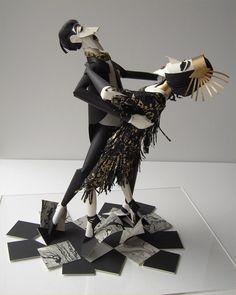 "Phenomenal! ""Tango"" by Sher Christopher: http://www.sherchristopher.com/"