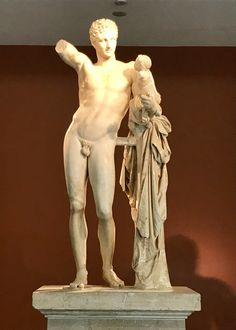 So do not forget to visit the museum of Olympia. Olympia, Stuff To Do, Greece, Forget, Museum, Culture, Statue, Art, Greece Country