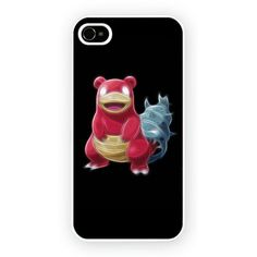 Pokemon Slowbro iPhone 4/4S and iPhone 5 Cases