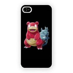 Pokemon Slowbro iPhone 4/4S and iPhone 5 Cases