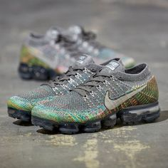 Der Nike Air Vapormax Grey Multicolor ist jetzt online #nike #nikeair #vapormax #nikevapormax #follow4follow #TagsForLikes #photooftheday #fashion #style #stylish #ootd #outfitoftheday #lookoftheday #fashiongram #shoes #kicks #sneakerheads #solecollector #soleonfire #nicekicks