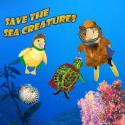 Wonder Pets Save The Sea Creatures Wonder Pets Sea Creatures Pets