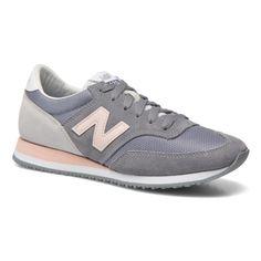 3d6cac8b3c4a42 CW620 - Sneaker für Damen   grau Sneaker Grau Damen