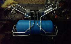 Lada 2103 hardlines air suspension