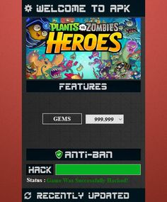 12 Best Plants Vs Zombies Heroes Hack 2018 Updated Images