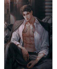Cool Anime Guys, Handsome Anime Guys, Hot Anime Boy, Anime Boy Sketch, Anime Love Couple, Dark Fantasy Art, Boy Art, Love Pictures, Character Design Inspiration