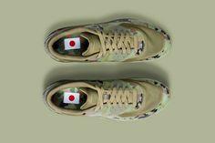 Nike Air Max 90 Camo Pack - Japan