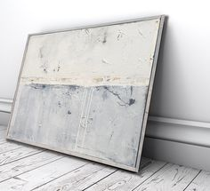 Title: Driftwoods Pass made on canvas with handmade rustic wood frame