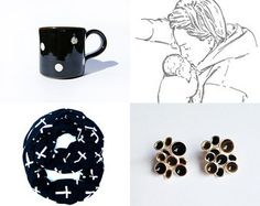 Black shadow by Michal Nir on Etsy--Pinned with TreasuryPin.com