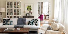 KOHTEET   Snellman   Sotheby's International Realty Room Inspiration, Decor, Furniture, Living Room Inspiration, Living Room, Sothebys International Realty, Home, Realty, Room