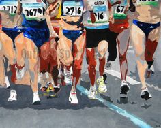 Hey, I found this really awesome Etsy listing at http://www.etsy.com/listing/64998012/woman-runners-keeping-the-pace-sports