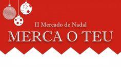 O II Mercado de Nadal Merca o teu, volve a Lugo esta mesma semana.