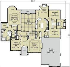 Plan PM Simple e Story Home Plan