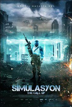 Simülasyon - The Call Up Filmi Afişi