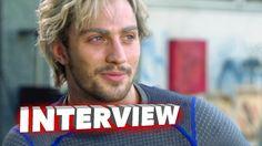 """Marvel's Avengers: Age of Ultron: Aaron Taylor-Johnson """"Pietro Maximoff ..."""