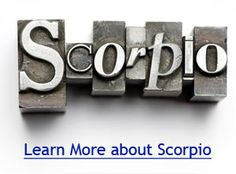 Dating scorpios two
