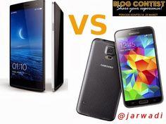 Adu Gadget: Find 7 QHD vs Galaxy S5