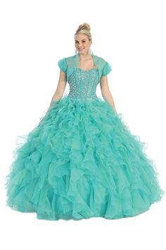 be3953a755e 41 Best Quinceanera Dresses under  400 images