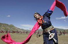 tibetan traditional dance