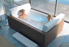 Sundeck Tub by EOOS for Duravit