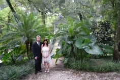 Wedding @ Dade City's Wild Things - Groups & Special Tours