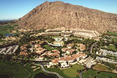 1988 - Construction of the 1,387,000-sf, 620-room Phoenician Resort in Scottsdale, Arizona is completed.