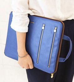 Сумка для ноутбука 11' 'It' Brife Bag' - Marine Blue