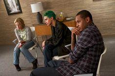 Carmelo Anthony guest stars on Nurse Jackie