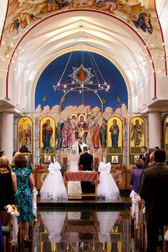 Greek Orthodox Wedding, NY