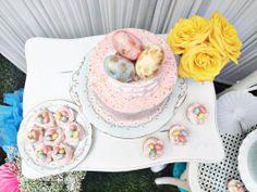 Spring & Easter desserts